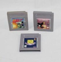 Pocahontas, Game & Watch Gallery & F-1 Race (Nintendo Game Boy) - 3 Game... - $11.77
