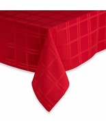 New Winter Wonderland Holiday Tablecloth Red Variety Sizes - $29.69+