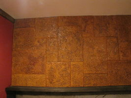 12 MOLD SET MAKES 100s of CONCRETE TILES @ $0.30 SQ. FT. IN OPUS ROMANO PATTERN image 8
