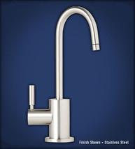 Waterstone 1400 Parche Filtration Faucet Contemporary C-spout  Cold  Oil... - $275.74