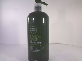 Paul Mitchell Lemon Sage Thickening Shampoo 33.8 fl oz 12-P  - $34.65