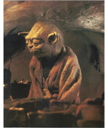 Star Wars Yoda 8 x 10 Glossy Postcard 1980 #1 NEW UNUSED - $4.99