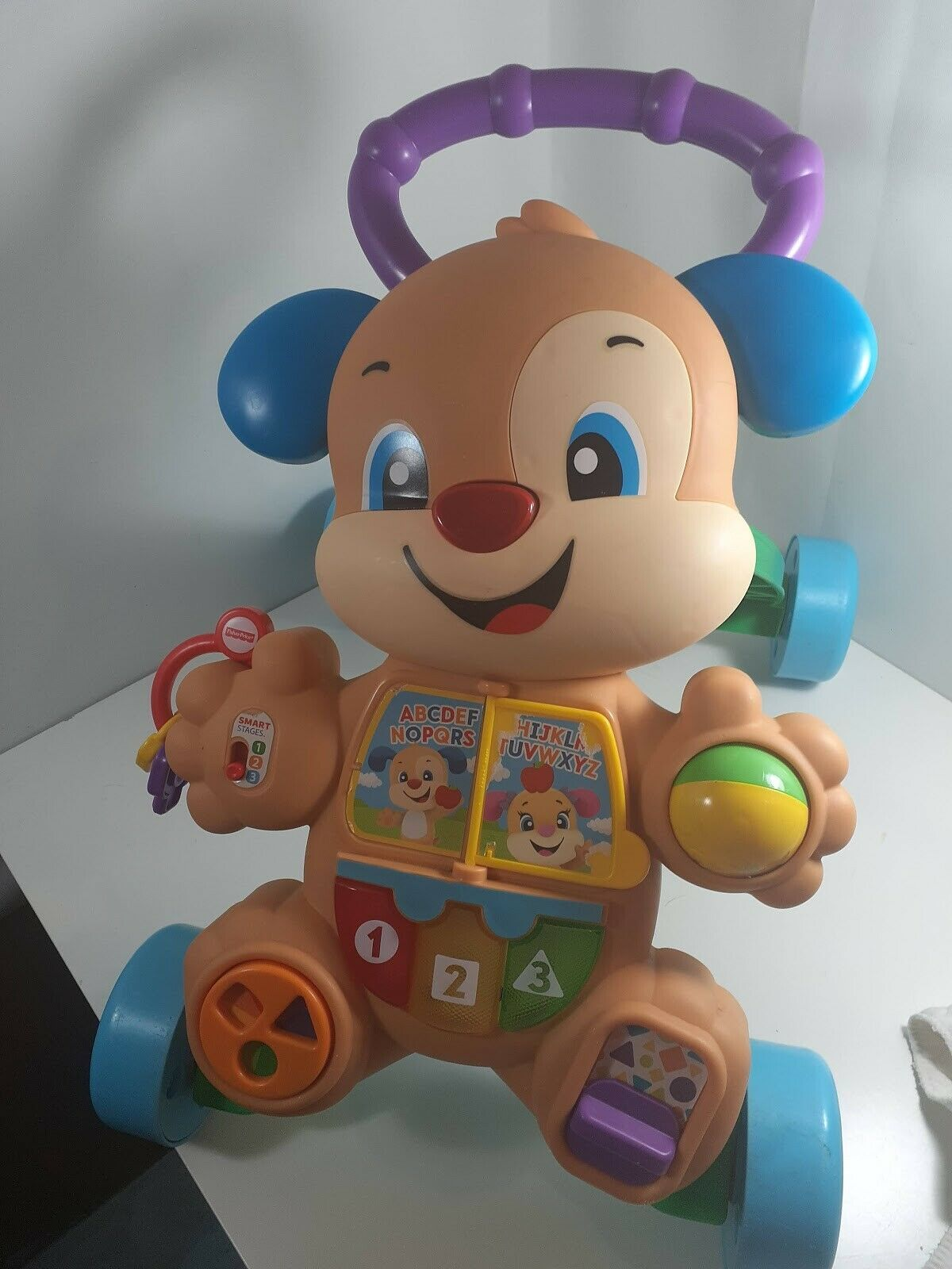 Primary image for Fisher-Price Laugh & Learn Smart Stages Learn with Puppy Walker