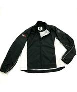 FJ FOOTJOY Womens Full Zip Windbreaker Jacket Size M SUN VALLEY Black TM... - $19.13