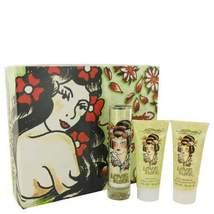 Love & Luck by Christian Audigier Gift Set -- 1.7 oz Eau De Parfum Spray... - $47.82