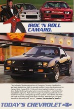 1986 CAMARO POSTER | 24 x 36 INCH | AD | AWESOME PRINT! | - $18.99