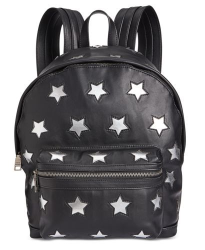 Primary image for Steve Madden Star Small Backpack (Black)
