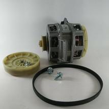 MAYTAG WASHER   WVWC415EW2 MOTOR WITH BELT W10677719  1/3 HP USED - $33.90