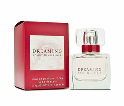 Dreaming by Tommy Hilfiger 1.7 oz / 50 ml Eau De Parfum spray for women - $94.44