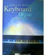 Electronic Keyboard and Organ Music Catalog Fall/ Winter 1998 - £41.18 GBP