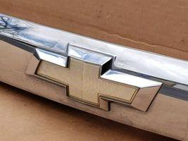 10-13 Chevy Equinox Trunk Liftgate Applique Rear Finish Panel Trim w Camera image 3