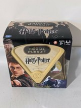 Harry Potter Trivial Pursuit Game Hasbro Gaming Ages 8 Up 600 Questions ... - $18.68