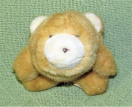 "1980 Gund Snuffles BUTTERSCOTCH 7"" Ivory SNUFF Teddy Bears Plush Stuffed... - $18.69"