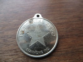 Presidential Award,Stanhomes Charge Coin Keychain Merchant Token - $14.20