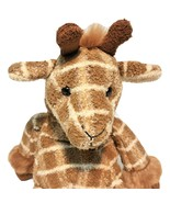 "Russ Gumbo Giraffe Plush Bean Bag Brown 4096 Stuffed Animal 10"" Beanie Toy - $29.99"