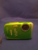 Fujifilm FinePix Z Series Z33WP 10.0MP Digital Camera - Green  - $20.00