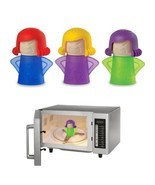 DEEDIN Metro Angry Mama Cleaning Microwave Cleaner Cooking Kitchen Gadge... - €11,26 EUR