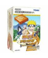 Nintendo Game Boy Advance SP Console NARUTO Orange SP Bundled Version - $237.59