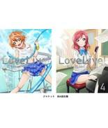 Love Live 1st Season Vol.4 Limited Blu-ray CD Booklet Card Japan English... - $78.59