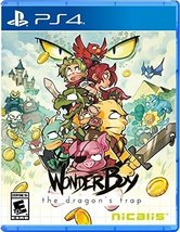 Wonder Boy: The Dragon's Trap - PlayStation 4 [video game] - $21.77