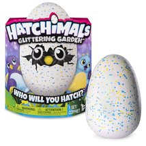 Hatchimals Glittering Garden Draggle Hatching Egg - $79.95