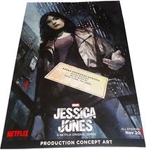 "MARVEL'S JESSICA JONES - 11""x17"" Original Promo TV Poster NYCC 2015 Comi... - $29.39"