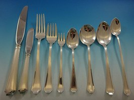 Fairfax by Gorham Sterling Silver Flatware Set For 12 Service Place Size... - $9,900.00