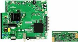 D43fx-F4 (LHBFVNAU Serial) Complete TV Repair Parts Kit - $47.51