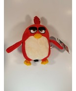 """Angry Birds Red Plush Stuffed Doll Figure Toy Factory Rovio Game 9"""" 2018... - $14.80"""