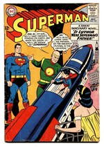 Superman #170 1964-DC comics  Lex Luthor- JFK Kennedy story vg - £36.75 GBP