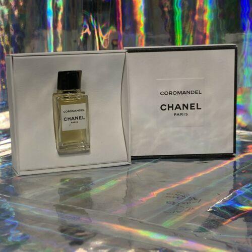 Chanel 4mL COROMANDEL NEW BOX Les Exclusifs Incredible Longwearing Amber Sillage