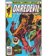 Daredevil Comic Book #143 Marvel Comics 1977 VERY FINE+ - $15.44