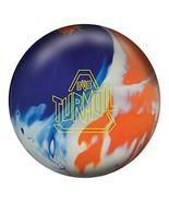 DV8 Turmoil Solid Bowling Ball Turmoil Solid Bowling Ball, Blue/White/Or... - $95.81