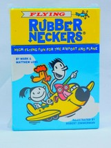 Flying Rubber Neckers Fun Travel Game For All Ages Illustrated 2007 - $23.36
