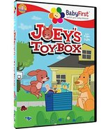 BabyFirst - New Words With Joey's Toybox [DVD] - $4.95