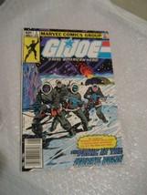 G.I.JOE a real american hero #2 VF-NM cond, marvel comic 1982 - $29.99