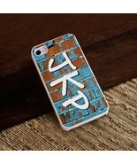Graffiti iPhone Cover with white trim - $25.90