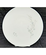 """Royal Doulton Summer Song 11"""" Round Low Footed Cake Plate H4949 Vintage - $89.09"""