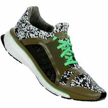Adidas by Stella McCartney Trochilus Boost Running Shoe Sneaker $200 Oli... - $98.99