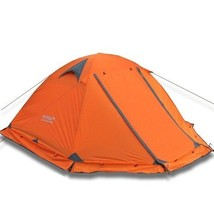 Family Tent Camping Outdoor Double Layer Aluminum Pole Anti Snow w/ Snow... - $113.17+