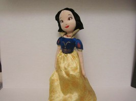 "Disney Store Snow White Stuffed Plush Doll 15"" - $8.95"
