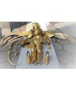 Saint Seiya Sagittarius Aiolos Cosplay Costume Armor for Sale - $892.80