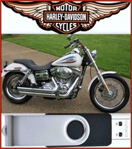 2006 Harley-Davidson DYNA Models Service & Electrical Repair Manual USB Drive - $18.00