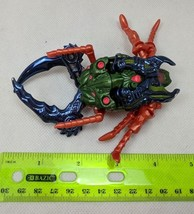Transformers Beast Wars Transmetal II SCAREM Scarab Robot Complete Hasbr... - $7.00