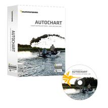 Humminbird Autochart DVD PC Mapping Software w/Zero Lines - $198.96