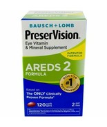 Bausch&Lomb PreserVision AREDS 2,Eye Vitamin ,240 Softgels . Exp: 10/20&... - $25.00