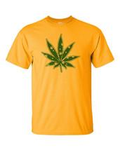 Marijuana Leaf T-Shirt Pot Stoner Blaze THC Weed Cannabis Kush Mary Jane... - $24.04+