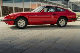 1982 NISSAN 280ZX red poster 24x36 Inch | Ready to ship now - $18.80