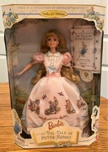 Barbie The Tale Of Peter Rabbit Collector Edition 1997 Mattel NIB - $27.71