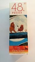 Disney Lion King Tower Jigsaw Puzzle Simba Timon Pumbaa 48 Pieces Ages 6+  - $6.93